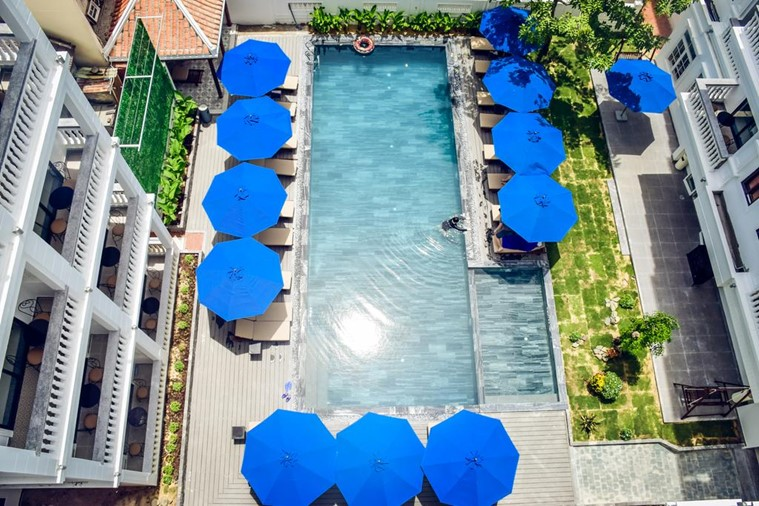 Rosemary Suite (Balcony & Pool view)