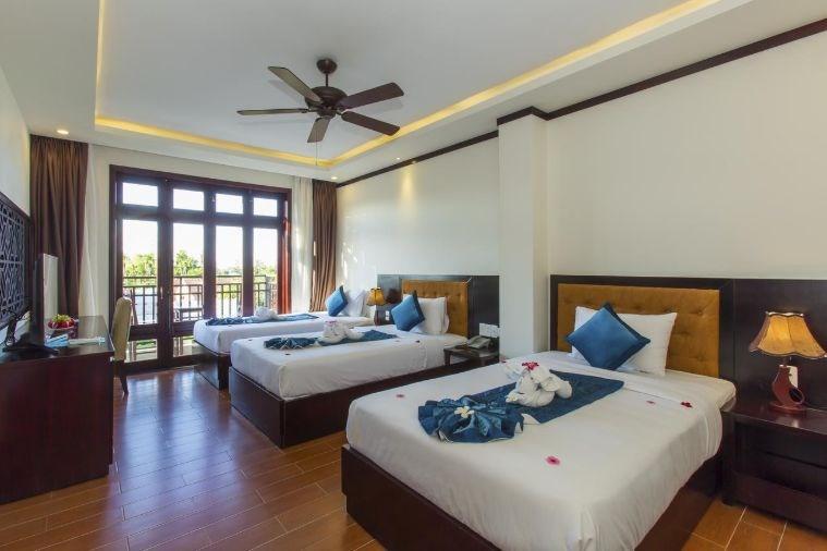 Khách Sạn Pearl River Hoi An Hotel & Spa