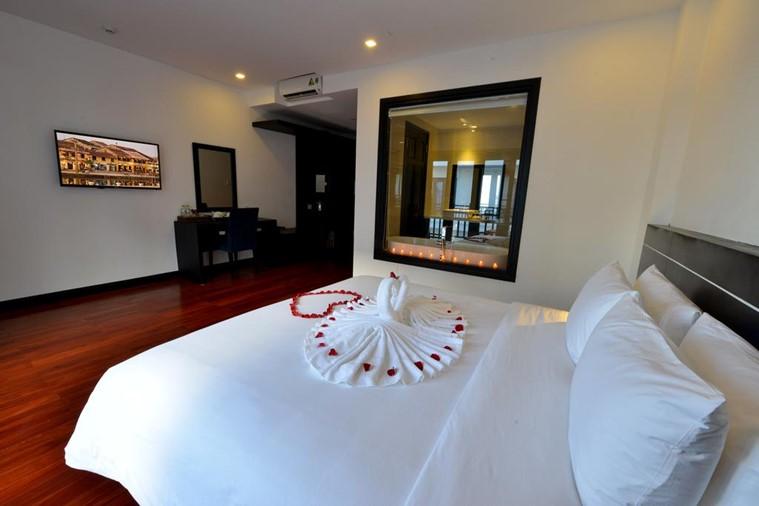 Khách Sạn Venus Hotel Và Spa Hội An