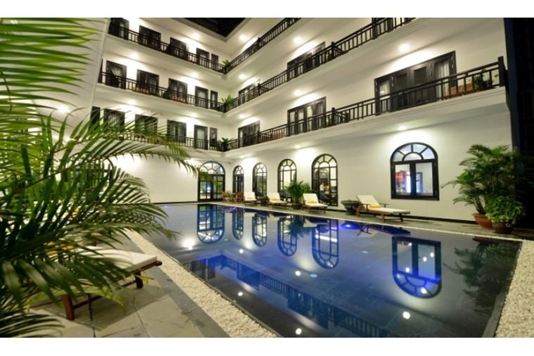 Venus Hotel and Spa Hoi An