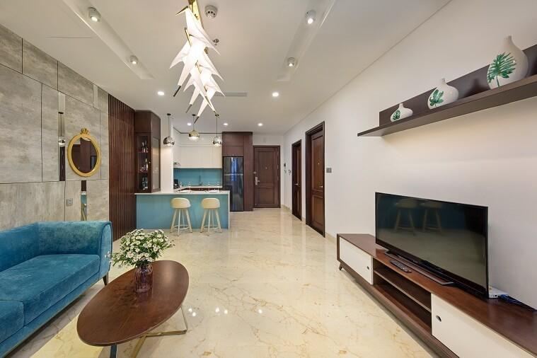 Phòng Ocean Suite