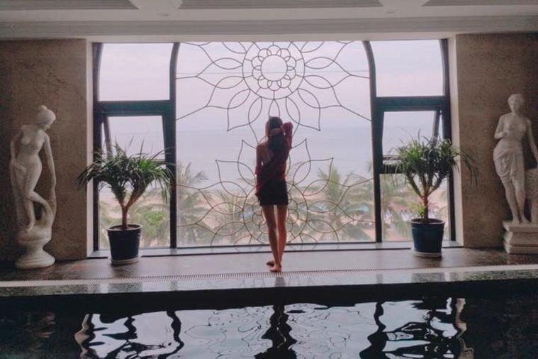 Eden Beach Hotel Danang