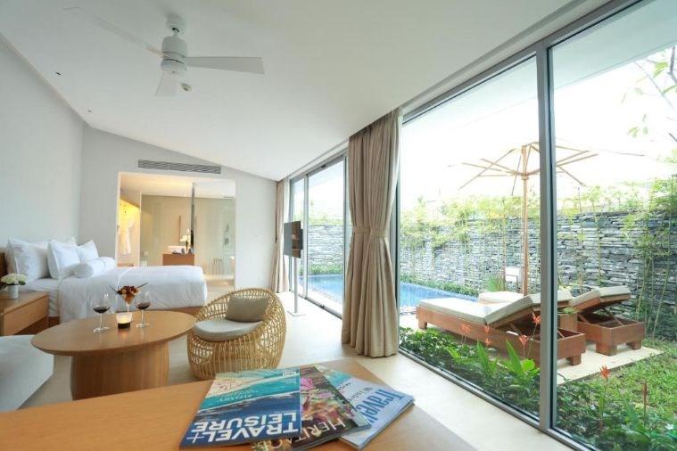 One Bed Room Pool Villa