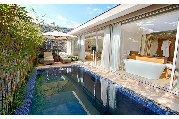 Two Bedrooms Pool Villa