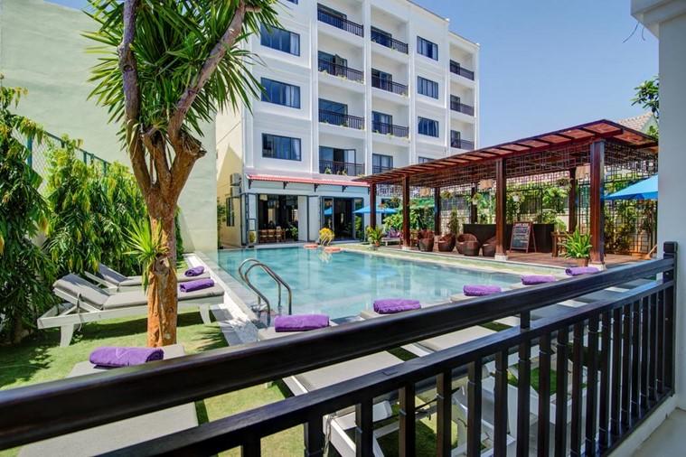 Golden Pearl Hoi An Hotel