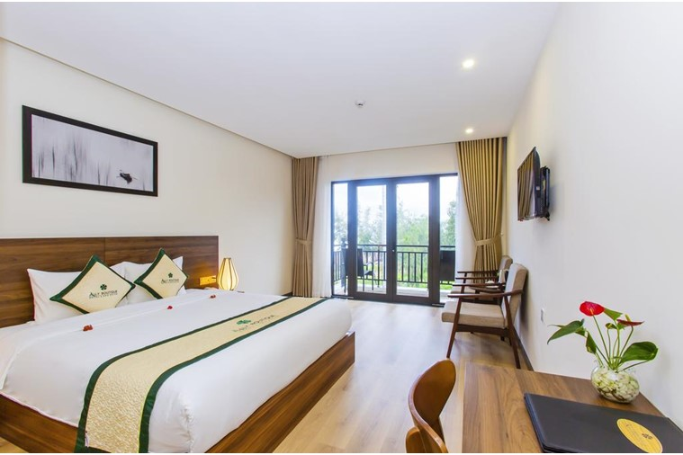 Ally Beach Boutique Hotel Hoian