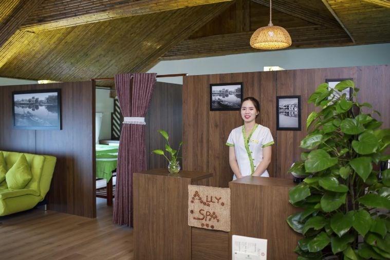 Ally Beach Boutique Hotel Hoian