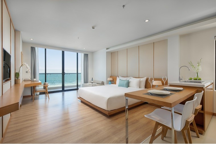 Phòng Family Suite 2 Bedroom Ocean View