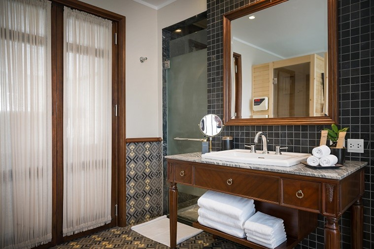 Phòng Veranda Suite Pool View