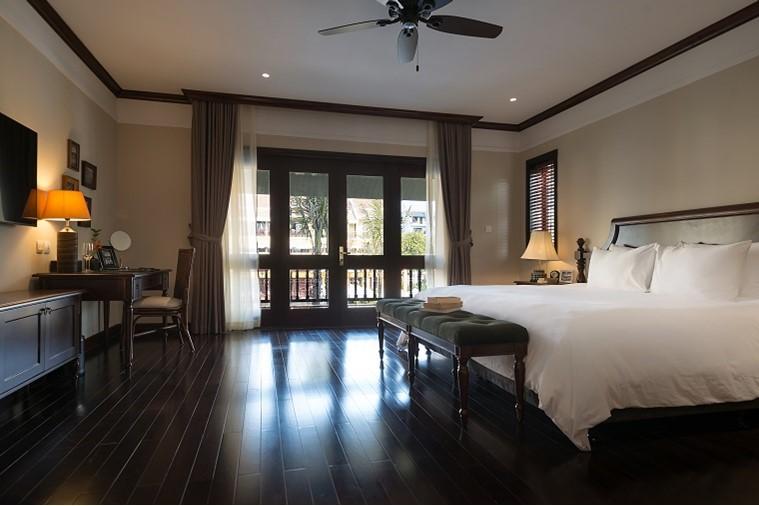 Phòng Junior Suite Balcony