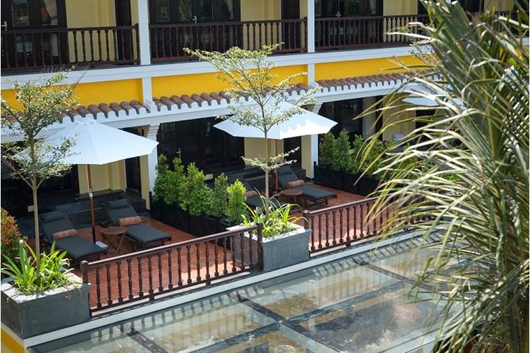 Phòng Premium Suite Terrace