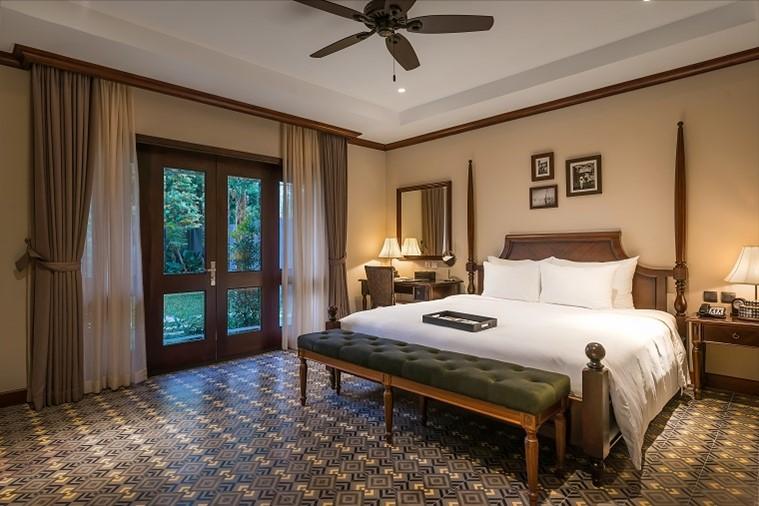 Phòng Duplex Suite Balcony