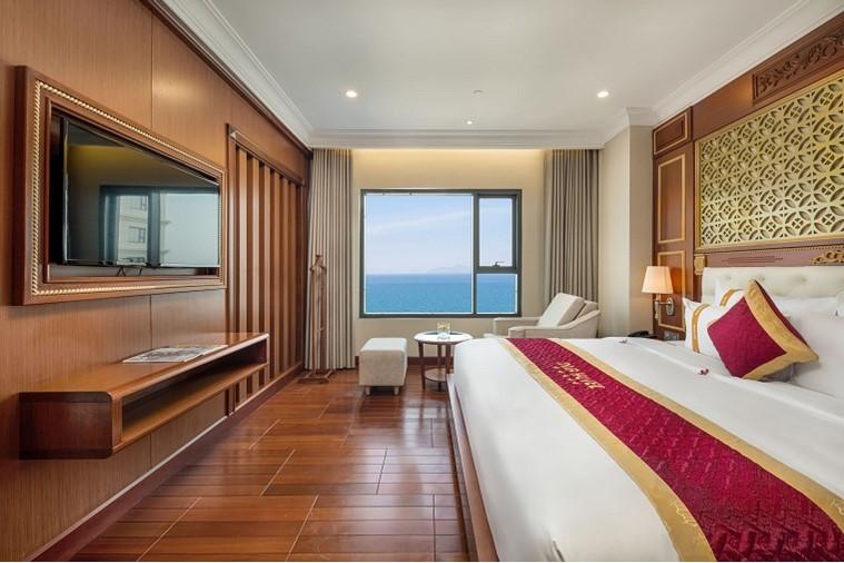 Phòng Executive Suite Ocean Front