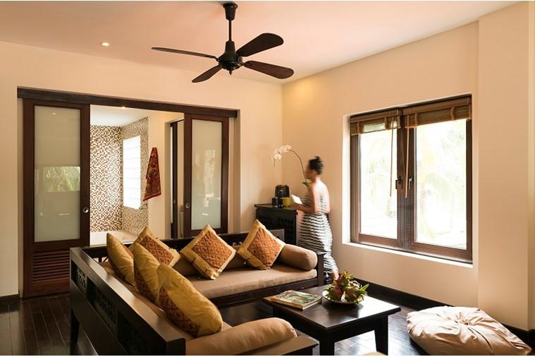 Phòng Deluxe Garden View Suite