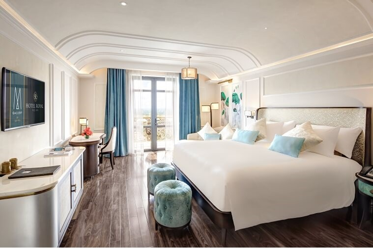 Grand Deluxe King/Twin Room