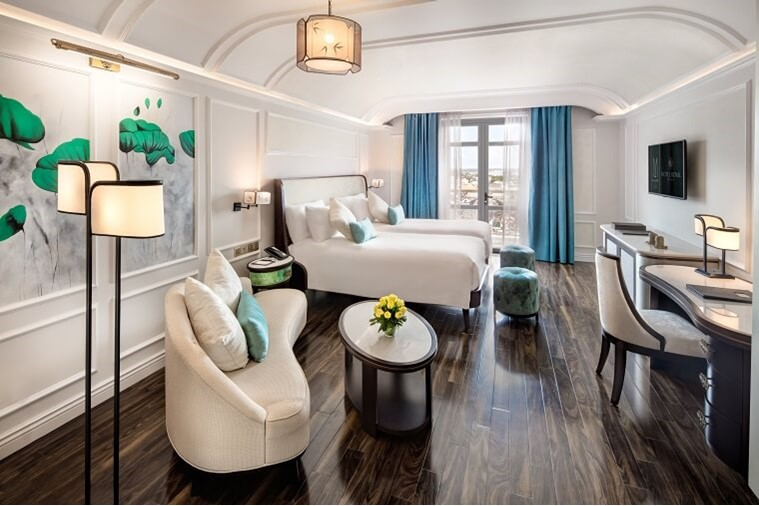 Royal Deluxe King/Twin Room