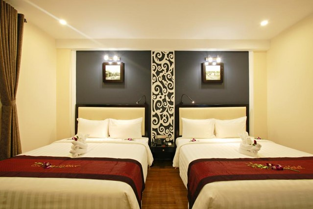 Superior room (Double/Twin bed)