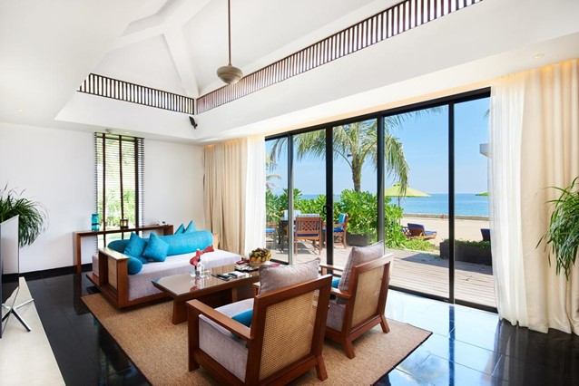 2 Bedroom Ocean Front Villa