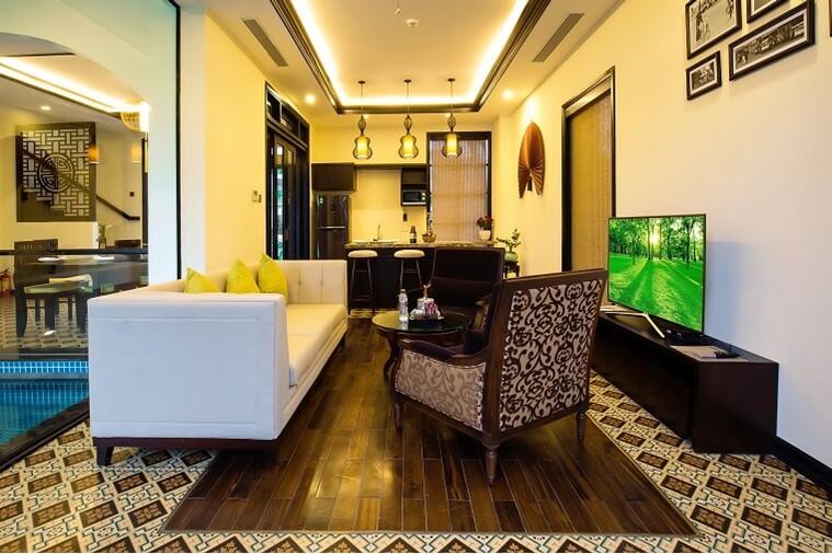 Phòng Villa 3 Bedrooms