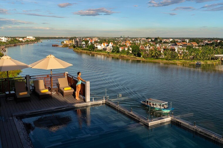Khách Sạn Little Riverside Luxury Hotel & Spa Hội An