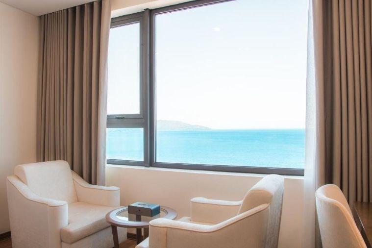 Phòng Premier Double Ocean View