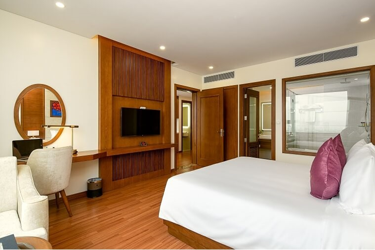 Phòng Family Suite River View