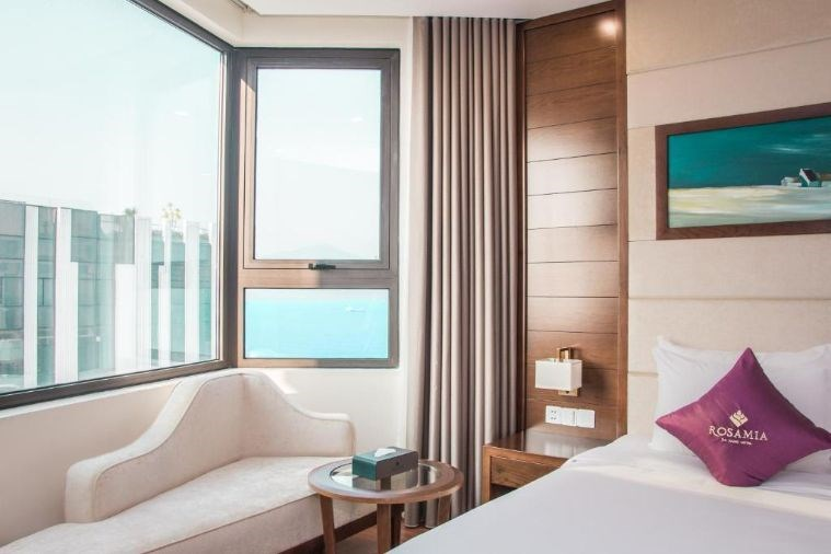 Phòng Grand Deluxe Double Ocean View