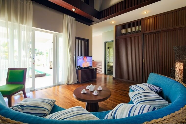 Phòng Executive Villa King Bed Only