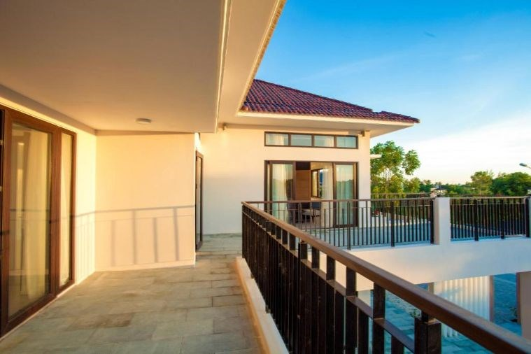 Garden View Villa ( 4 phòng ngủ)