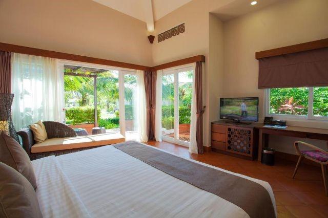 Phòng Deluxe Villa King