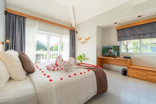 Phòng Premium Villa King