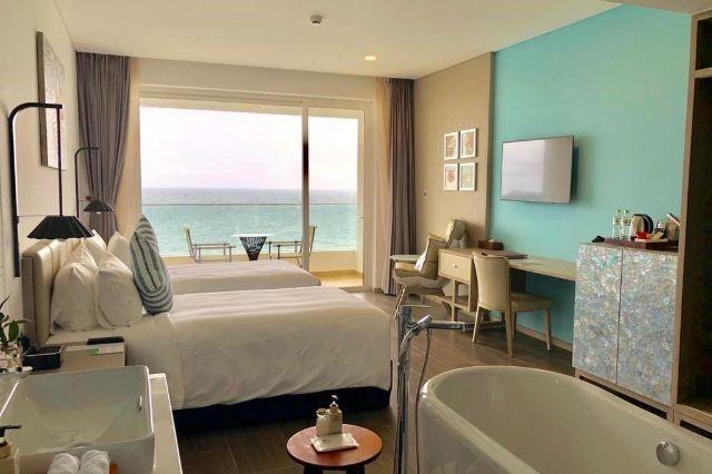 Phòng Club Twin Ocean View