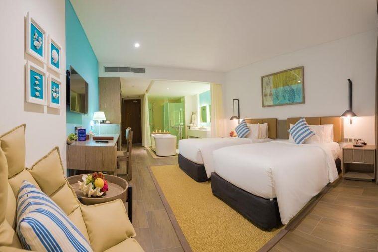 Khách Sạn Seashells Hotel & Spa Phú Quốc
