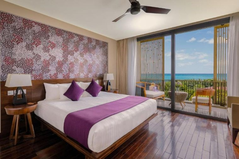 Phòng Suite Sea View