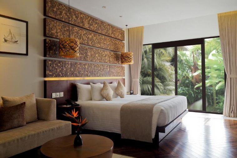 Phòng Villa Double Garden View