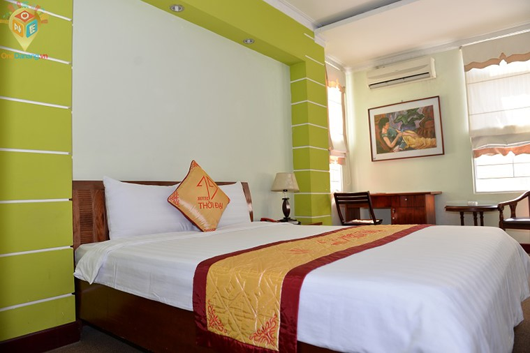 Phòng Deluxe giường King size