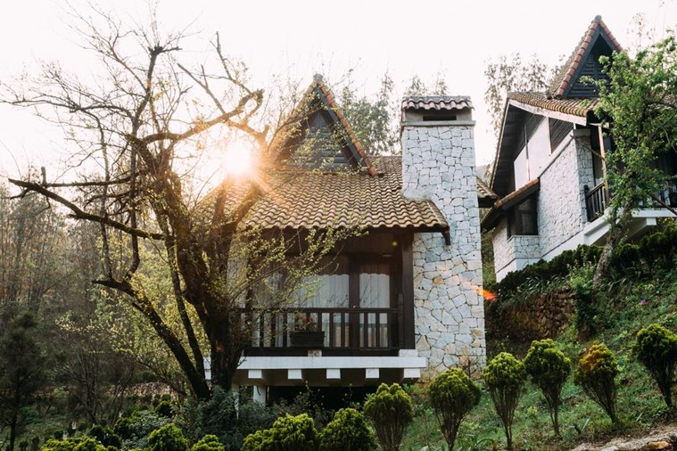 Mountainside Villa