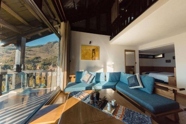 Deluxe Garden View Villa