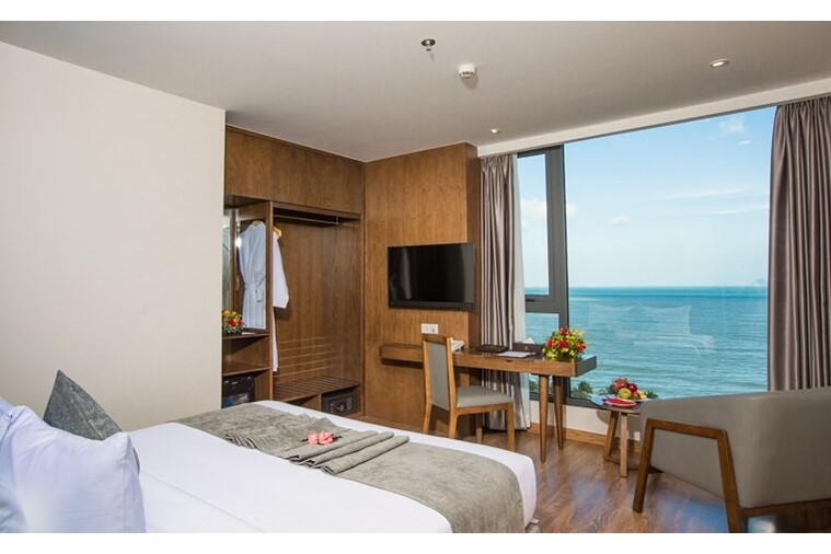 Phòng Deluxe Family Ocean View