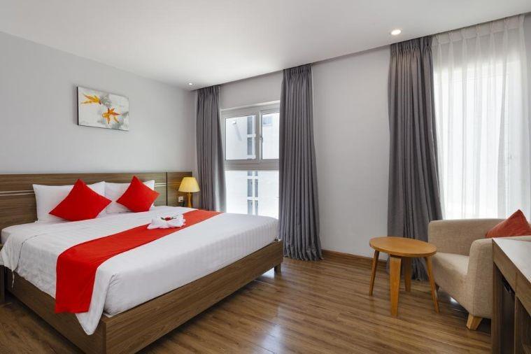 Khách Sạn Maple Leaf Nha Trang