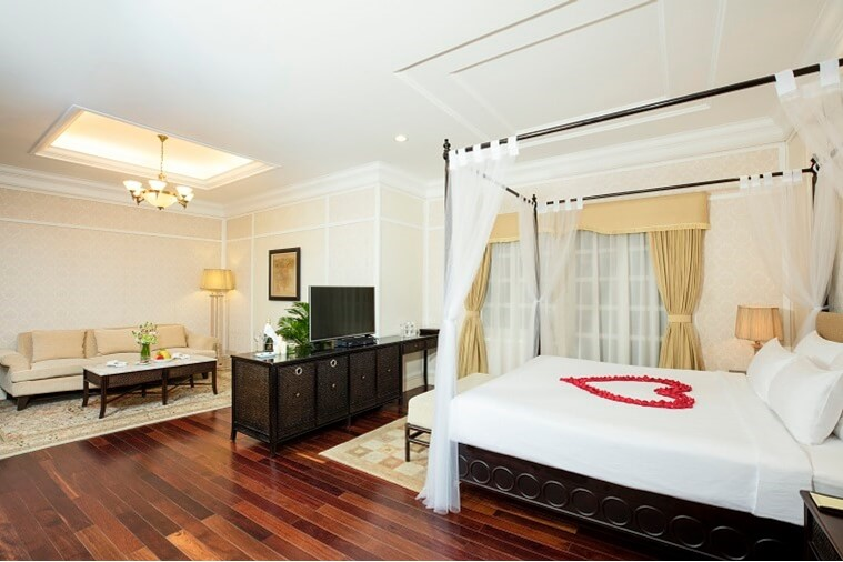 Phòng Executive Suite Ocean View