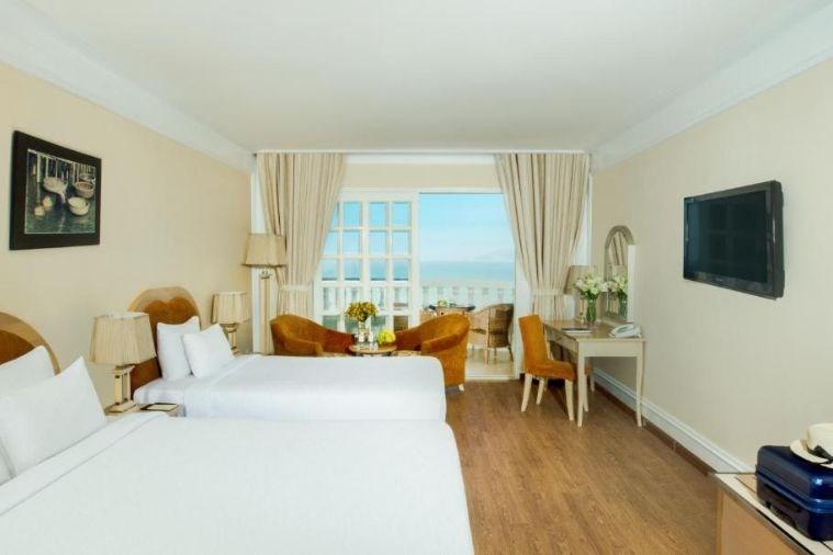 Phòng Premier Twin Ocean View