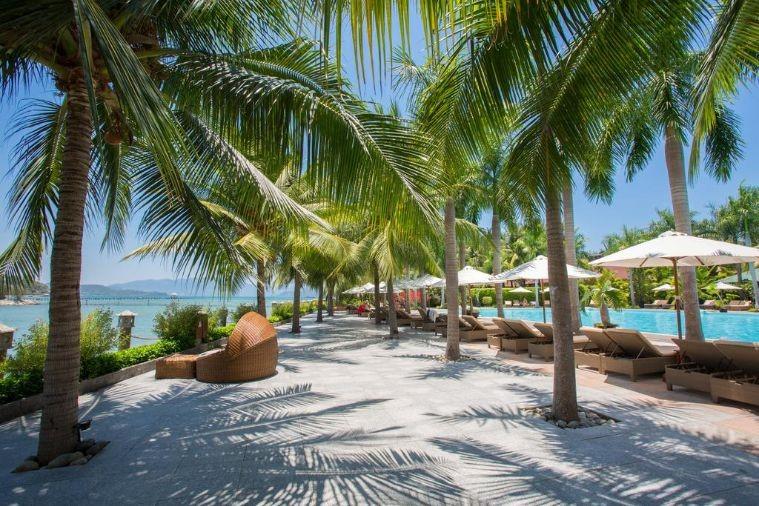 Khách Sạn Diamond Bay Resort & Spa Nha Trang
