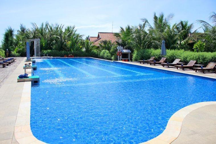 Khách Sạn Blue Shell Resort Phan Thiết