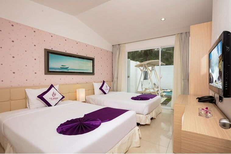 Phòng Ocean Villa