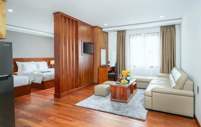 Phòng Suite Triple