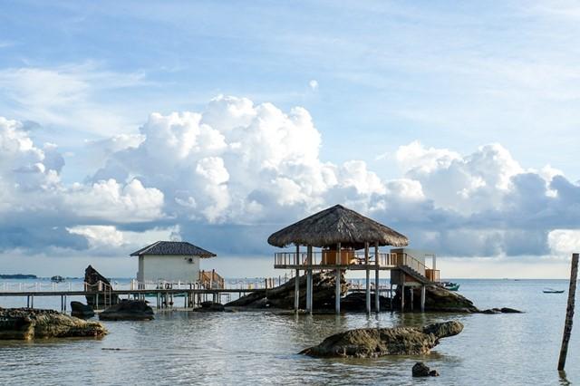 Phòng Villa On The Sea