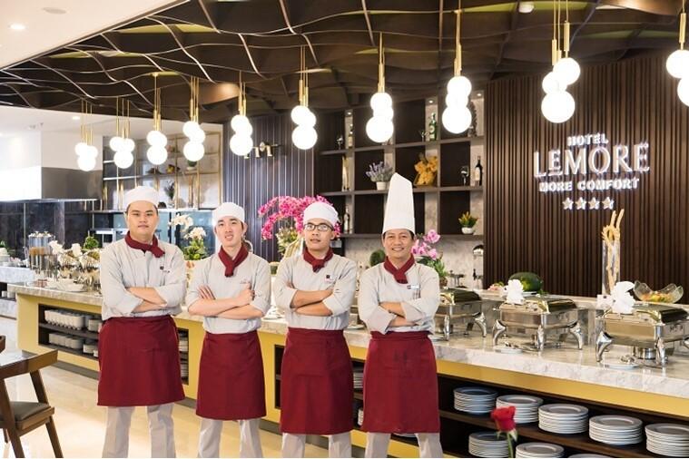 Khách Sạn Le More Nha Trang