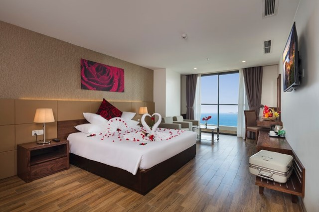 Phòng Sea Pearl Suite