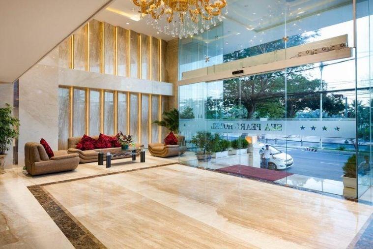 Khách Sạn Sea Pearl Nha Trang